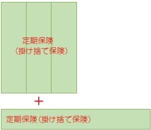 HP用定期+定期保険2
